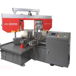 IRON-CUT CH-300SA Поворотный автоматический ленточнопильный станок IRON-CUT Автоматические Ленточнопильные станки