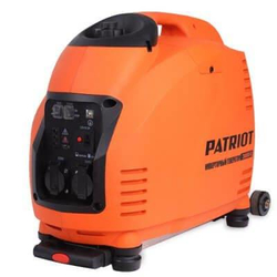 Patriot 3000iL Генератор инверторный Patriot Бензиновые Генераторы