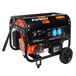 Patriot GP 3810LE Генератор бензиновый Patriot Бензиновые Генераторы