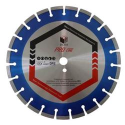 DIAM Железобетон ProLine 030634 1A1RSS алмазный круг для бетона 350мм Diam По бетону Алмазные диски