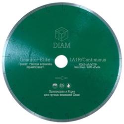 DIAM Granite-Elite 000219 алмазный круг для гранита 350мм Diam По граниту Алмазные диски