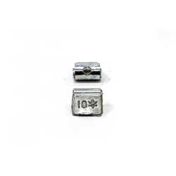 10гр Груз балансировочный Pb (литой диск), коробка 100шт Автобаланс Грузики балансировочные Расходные материалы