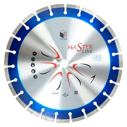 DIAM Железобетон Master Line 000508 1A1RSS алмазный круг для бетона 500мм Diam По бетону Алмазные диски