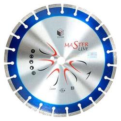 DIAM Железобетон Master Line 000500 1A1RSS алмазный круг для бетона 150мм Diam По бетону Алмазные диски