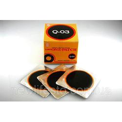 Maruni Q 03 Латки круглые для ремонта камер 62мм Maruni Латки для камер Расходные материалы