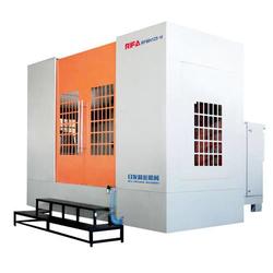 Rifa RFMH125-RFMH125P Горизонтальный центр механической обработки с ЧПУ Rifa Станки с ЧПУ Фрезерные станки