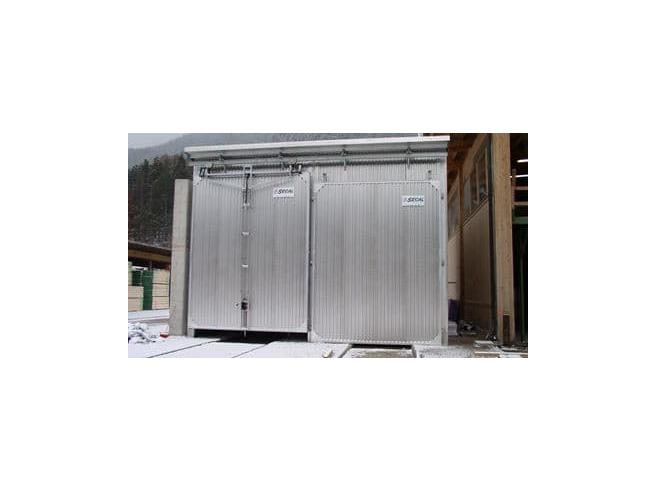 Сушильные камеры туннельного типа серии EPL-T Secal Сушильные камеры Столярные станки