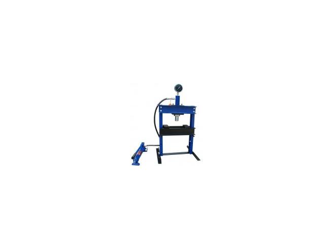 10,0т JINTENG T61210 Пресс гидравлический настольный Jinteng Прессы Краны, домкраты, прессы