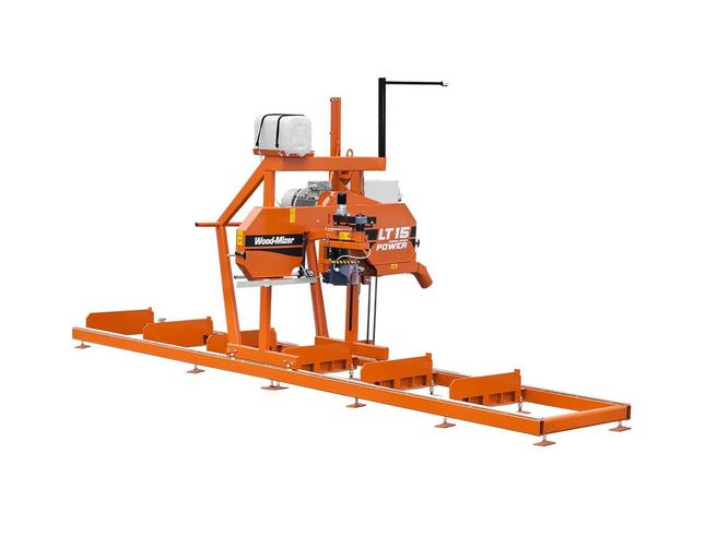 LT 15 Power Ленточнопильная пилорама Wood Mizer Пилорамы Ленточное пиление
