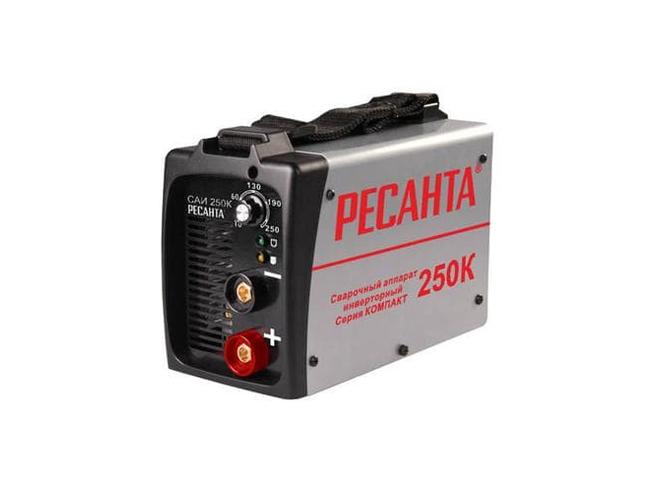 Ресанта САИ 250К Сварочный аппарат Ресанта Инверторы Дуговая сварка